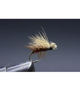 Elk Hair caddis Black/Brown Koko 12
