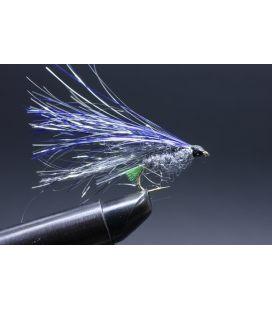 Tinsel Silver/Blue Storlek 6