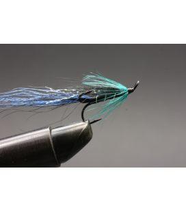 Black & Blue Long tail Koko 12 3H