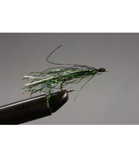 Tinsel Green & Silver Koko 6