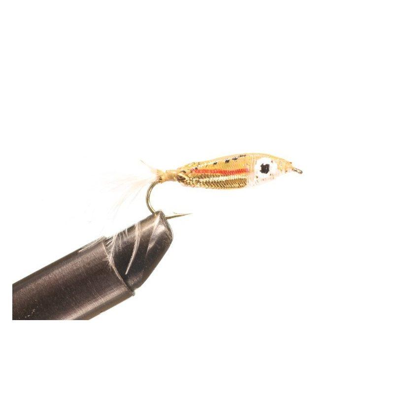 Epoxy Minnow rainbow trout white tail Koko 6