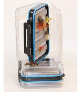 Vesitiivis perhorasia läpinäkyvällä kannella medium
