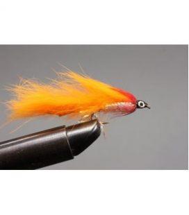 Zonker Orange Storlek 10