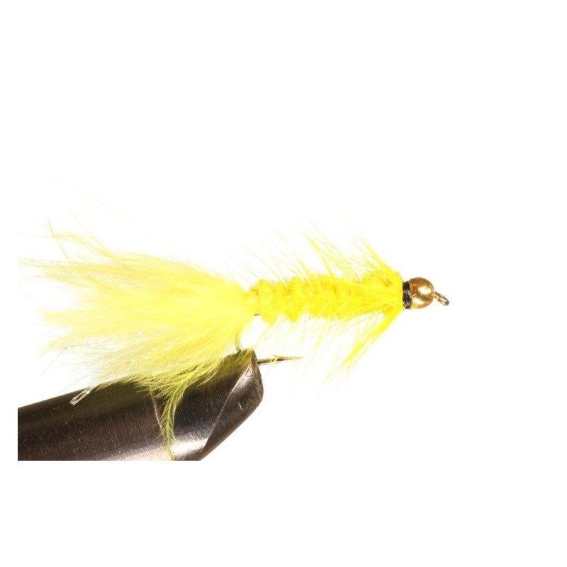 BH Wolly bugger Yellow Koko 8
