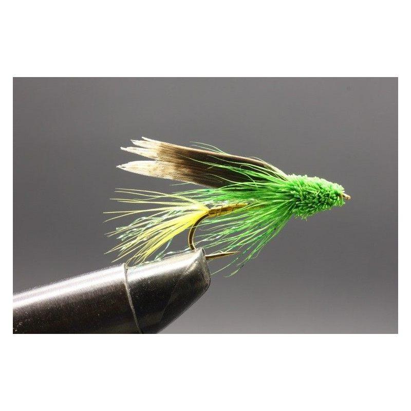 Gold Green Muddler Storlek 8