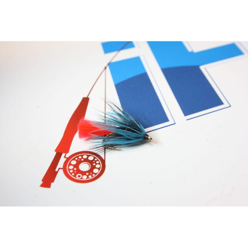 Blue Zulu size10