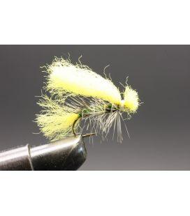 Bruins Caddis green/yellow...