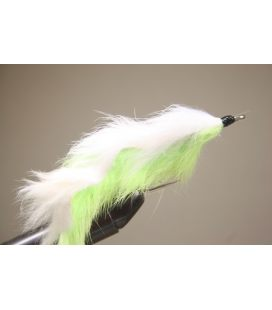 Chartreuse Bunny Size  6/0