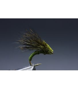 Streacking Caddis Olive...