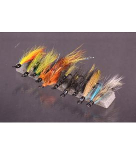 Salmon collection dubbel hook