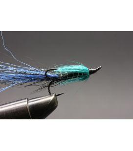 Black & Blue Long tail Size...