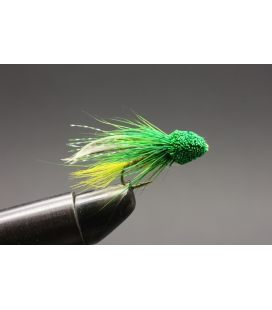 Gold Green Muddler Size 10