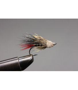 Salmon Muddler Size 8