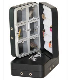 Aluminium box black small
