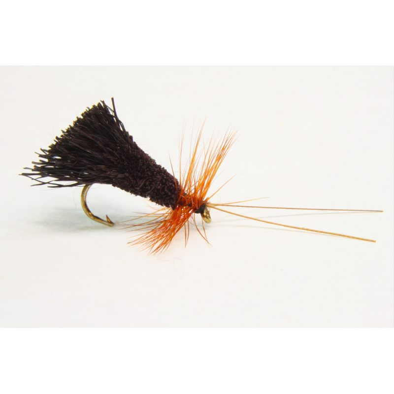 Goddard Caddis Black 14