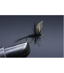 Black Gnat Size  16