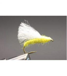 Rackelhanen Yellow/white...