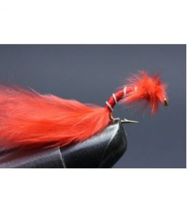 Bloody Worm Size 12