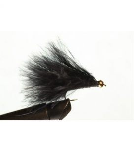 BH Leech Black Size 10