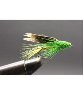 Gold Green Muddler Size 8